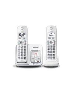 2 HANDSET CORDLESS PHONE