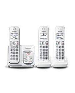 3 HANDSET CORDLESS PHONE