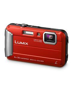 PANASONIC LUMIX TS30 CAMERA RED