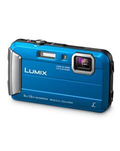 PANASONIC LUMIX TS30 CAMERA BLUE