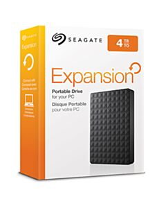 SEAGATE 3TB EXPANSION PORTABLE DRIVE USB 3.0
