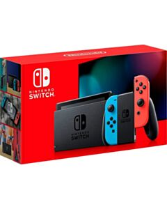"Nintendo Switch"" 1.1 32GB Console with Neon JoyCon"