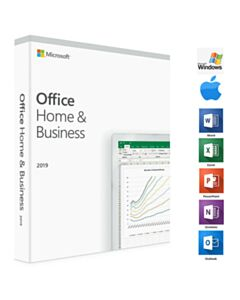 Office 2019 Home and Business Windows10/Mac Download 1 PC