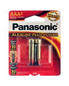 PANASONIC AAA ALK 2PK