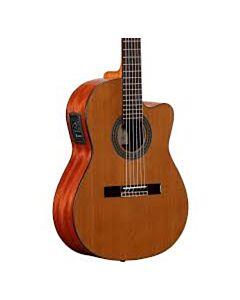 Alvarez Artist Series AC65HCE Classical Hybrid Acoustic-Electric Guitar Natural