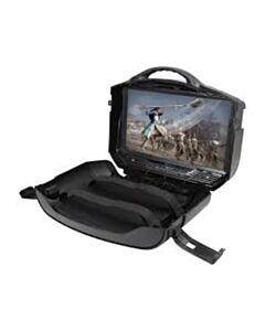 GAEMS G190 Vanguard Console Case with Monitor - Black