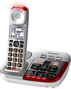 PANASONIC AMPLIFIED DIGITAL CORDLESS TELEPHONE