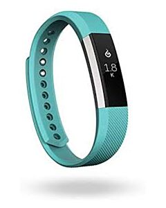 Fitbit Alta Fitness Wristband, Teal, Large