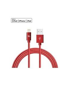 CASECO LIGHTNING CABLE 2 METER PURPLE