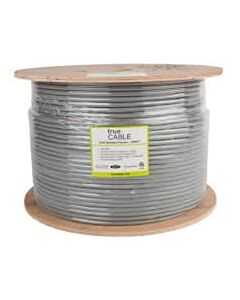 CABLE CONCEPTS CAT6 550MHZ 23AWG GRAY