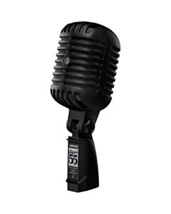 Shure Super Cardioid Dynamic Microphone Black Limited Edition