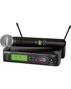 Shure Wireless Handled Beta 58 system