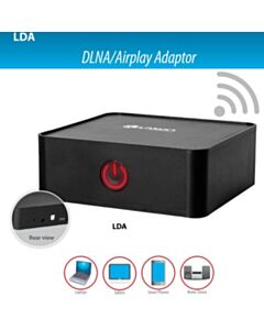 DLNA/Airplay audio link