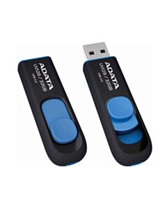 USB 3.0 FLASH DRIVE UV128 32G BLK+BLU