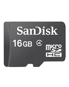 16GB MICRO SD CARD + ADAPTER