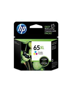 HP 65XL HIGH YIELD TRI-COLOUR ORIGINAL INK CARTRIDGE