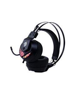 Mad Catz The Authentic F.R.E.Q. 4 Gaming Headset - Black