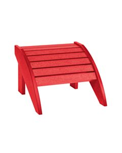 FOOTSTOOL:RED