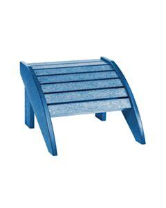FOOTSTOOL:BLUE