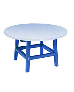 "17""COCKTAIL TABLE LEGS:BLUE"