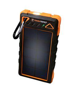 TOUGH TESTED SOLAR POWERBANK