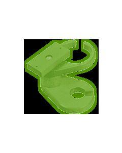 ADIRONDACK CUP&WINEGLASS HOLDER:KIWI GREEN