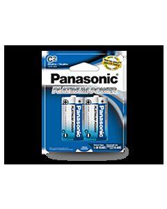 PANASONIC PLATINUM POWER C2 ALKALINE BATTERY