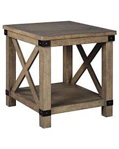 ALDWIN Rectangular End Table
