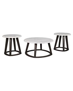 Luvoni 3 PC OCCASIONAL TABLE SET