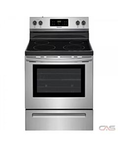 Frigidaire 30'' Electric Range STAINLESS STEEL