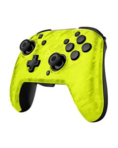FACEOFF WIRELESS DELUXE CONTROLLER YELLOW