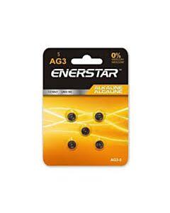 ENERSTAR AG3-5 BATTERY 5 PACK