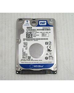 500GB 2.5 Internal HDD Western Digital - Used