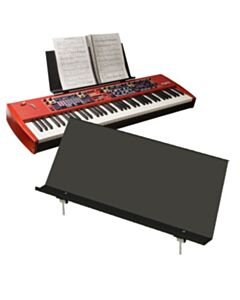 Next Generation Music Stand for a Variety of Nord Keyboards