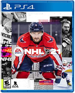 NHL 21 for PS4