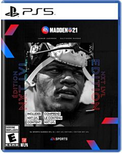 Madden NFL 21 Next Level Edition for PS5