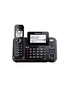 PANASONIC 2-LINE CORDLESS PHONE WIT