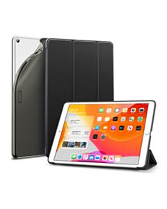 IPAD 10.2 RUBBERIZED TRIFOLD CASE