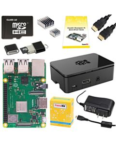 CanaKit Raspberry Pi 3 B+(B Plus) Starter Kit (32 GB) EVO+