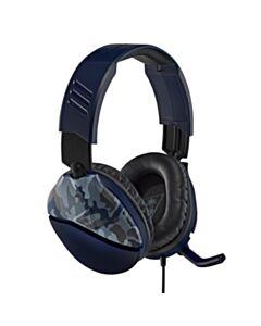 RECON 70 Gaming Headset, Blue Camo, Turtle Beach, Multiple-Platform