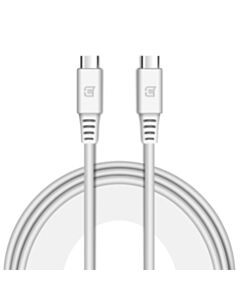 USB-C TO USB-C CHARGING CABLE 3M WHITE
