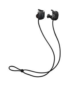 JVC Wireless Aero Slim Sport In-Ear Headphones - Black