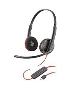 BLACKWIRE C3220 UC STEREO USB-A COR