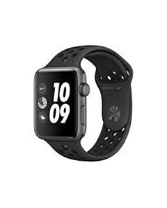 Apple Watch Nike+ Series 3 42mm Space Grey Aluminum Case with Anthracite Black Nike Sport Band (GPS)