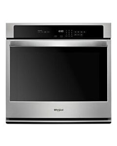 4.3 cu. ft. Single Wall Oven with the FIT system SS