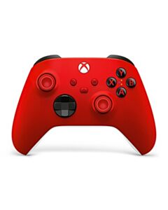 Xbox Wireless Controller - Pulse Red for Xbox Series X/S, Xbox One & Windows Devices