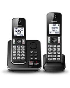 DIGITAL CORDLESS ANSWERING SYSTEM 2PC