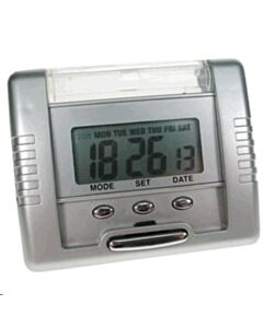 DIGITAL TRAVEL ALALRM CLOCK