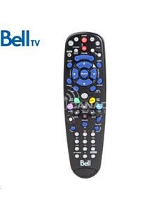 Bell TV Additional remote for HD receiver or PVR (V. 5.4)